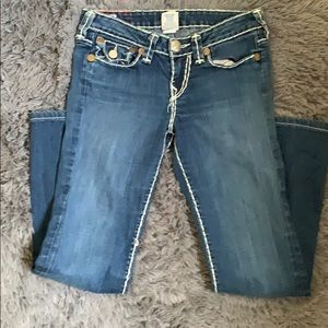 True Religion Becky Super T jeans